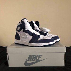 Nike Air Jordan 1 Retro High OG CO JP Midnight Nav
